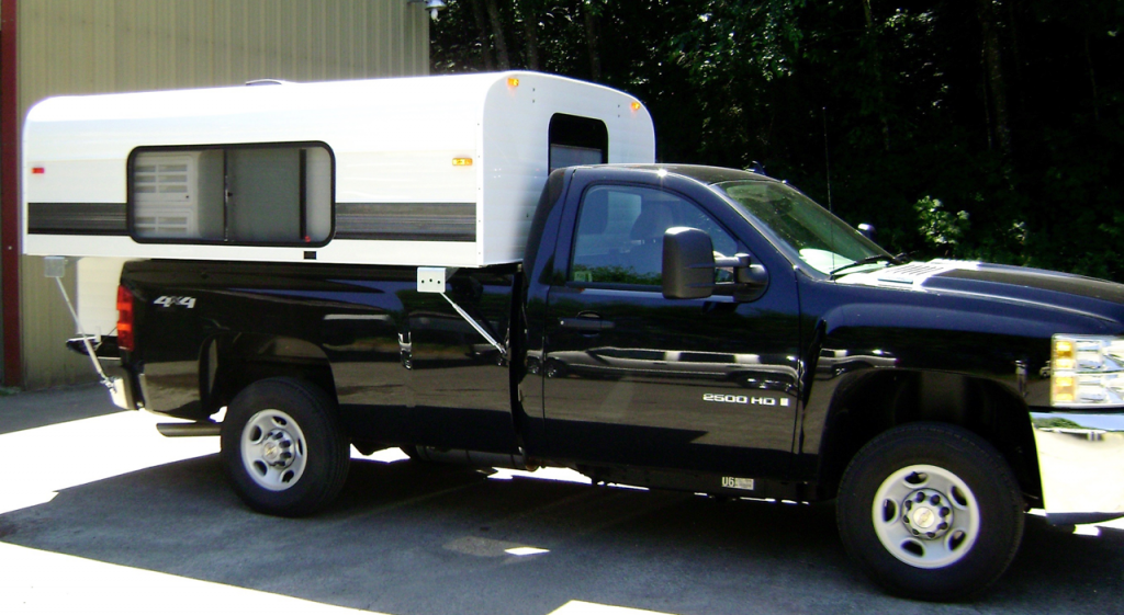 10′ Non-Cabover – Alaskan Campers on