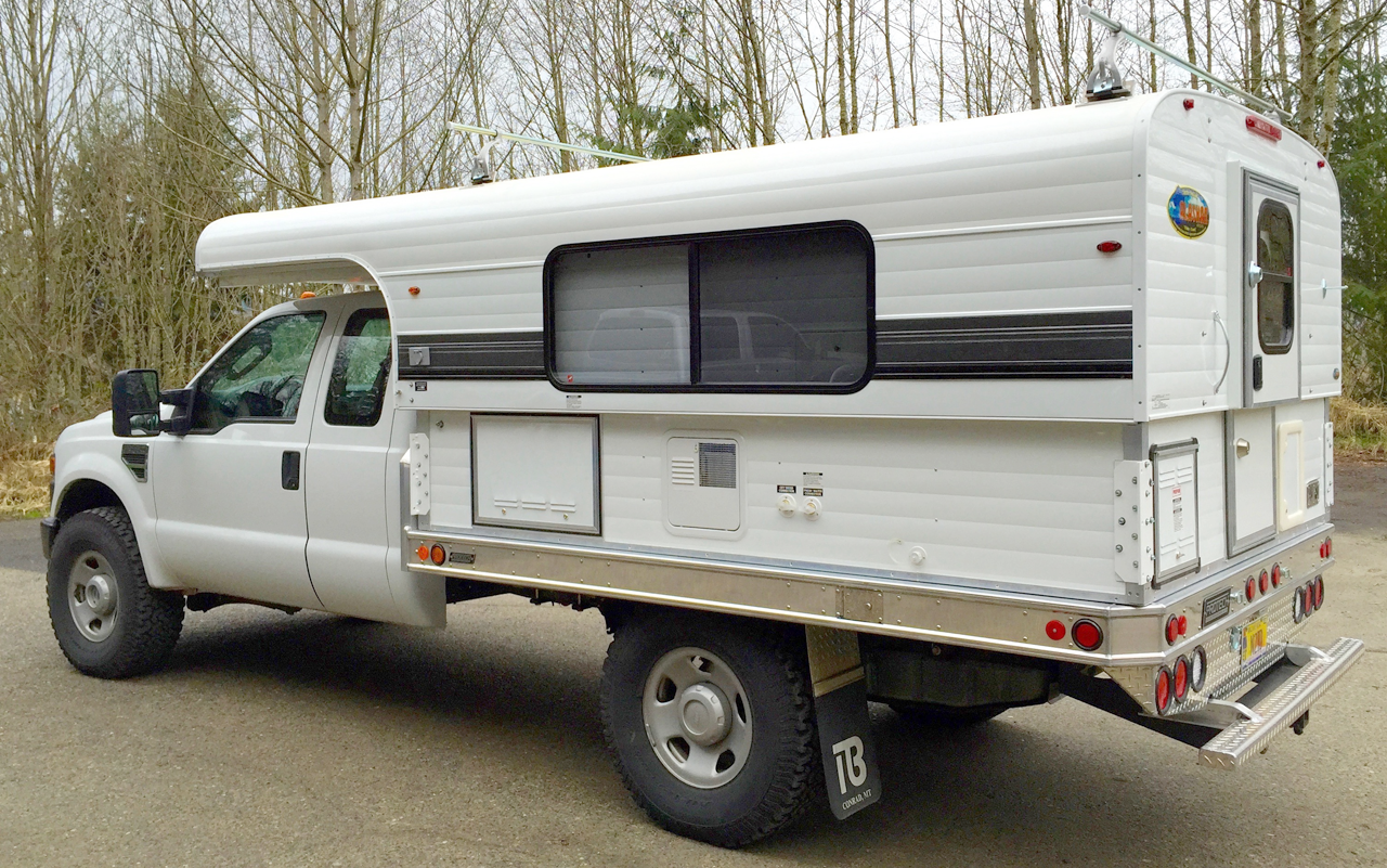Used Pop Up Campers For Truck Beds