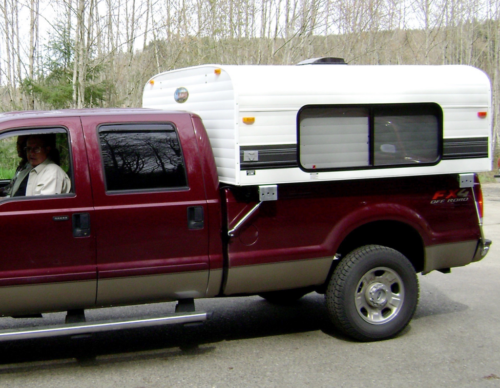 8 Non Cabover Alaskan Campers Wiring Diagram For Truck Bed Camper