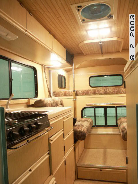 Pop Up Truck Campers Interior Www Imgkid Com The Image