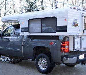 8′ Cabover – Alaskan Campers